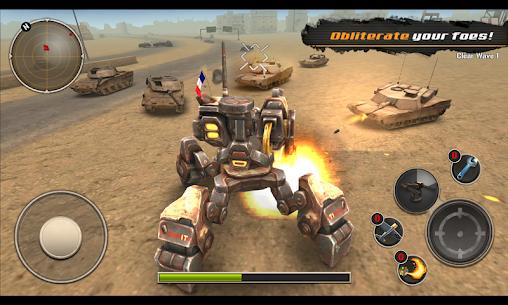 Mech Legion: Age of Robots 2.71 MOD (Unlimited Money) 8