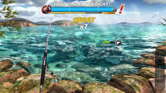 Fishing Clash: Catching Fish Game. Bass Hunting 3D 1.0.37 Mod Apk [Unlimited Money] 2