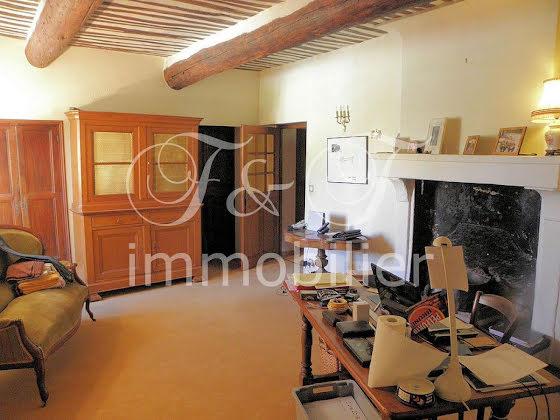 Vente moulin 300 m2