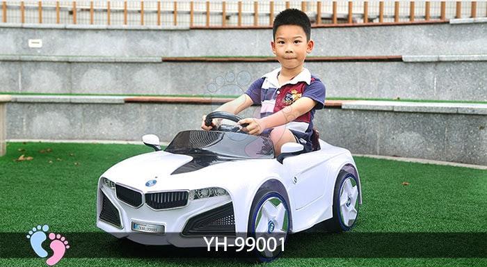 Ô tô điện trẻ em YH-99001 9