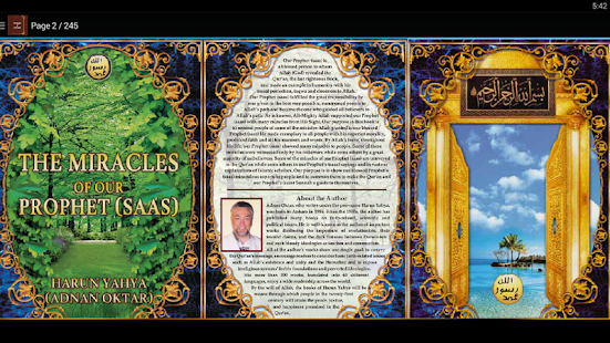 Miracles Prophet Muhammad SAAS - náhled
