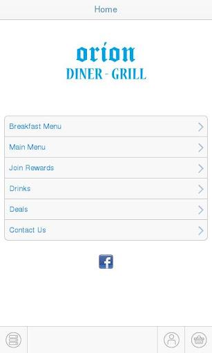 Orion Diner