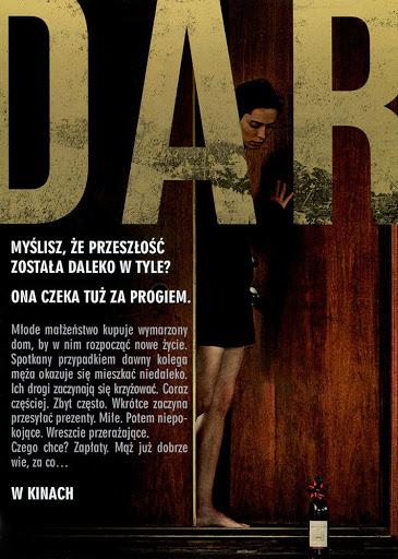 Tył ulotki filmu 'Dar'