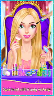 Royal Girls - Princess Salon Screenshot