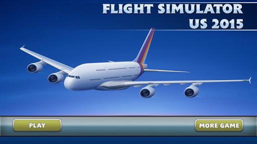 Flight Simulator Us 2015