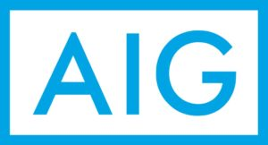 This is AIG's logo.