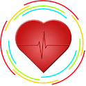 frecuencia latido del corazón icon