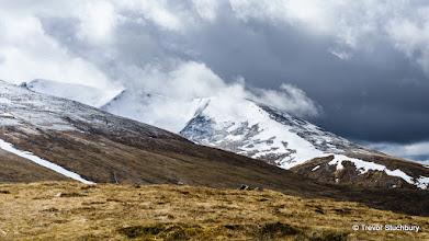 Photo: Carn Mor Dearg from Sgurr Finniosgaig, Aonach Mor