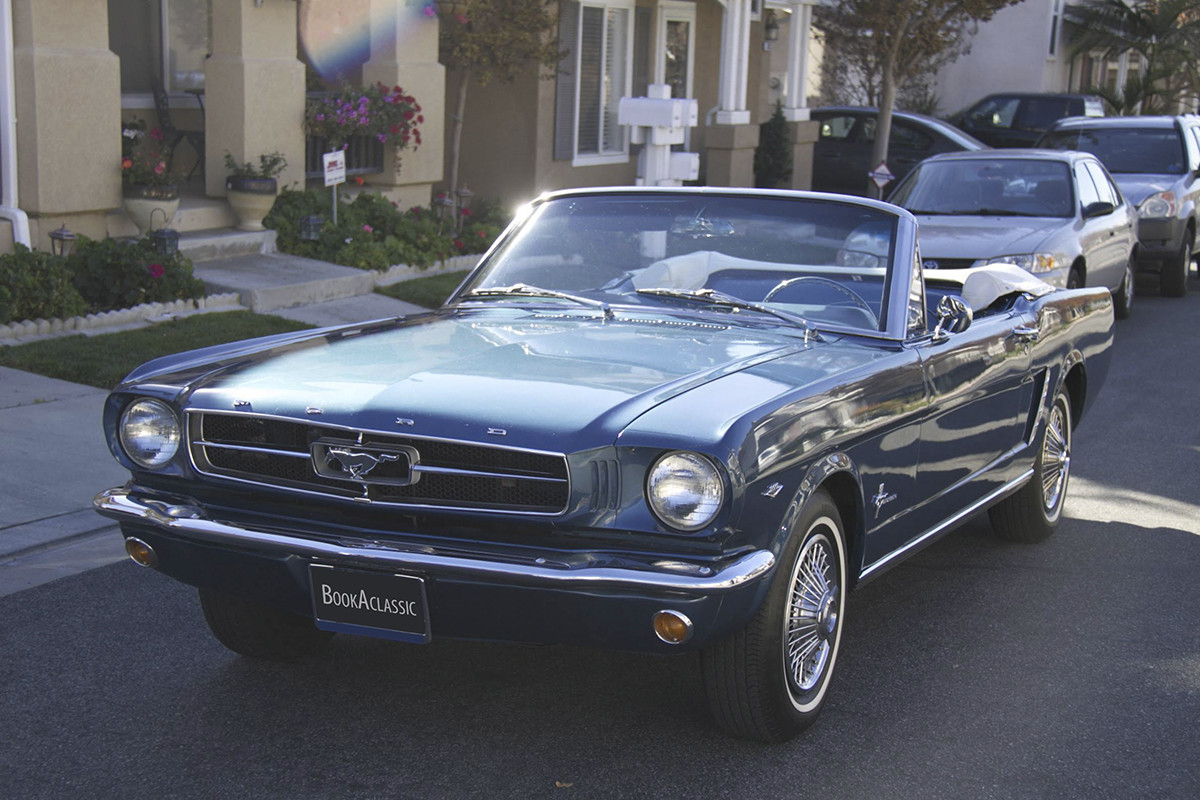 Ford  Mustang Gt289 Hire Inglewood