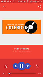 Radios Chile Screenshot