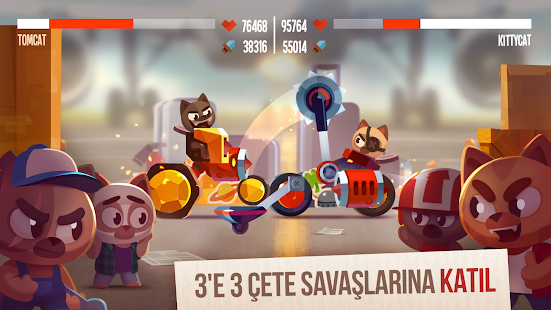 CATS: Crash Arena Turbo Stars- screenshot thumbnail