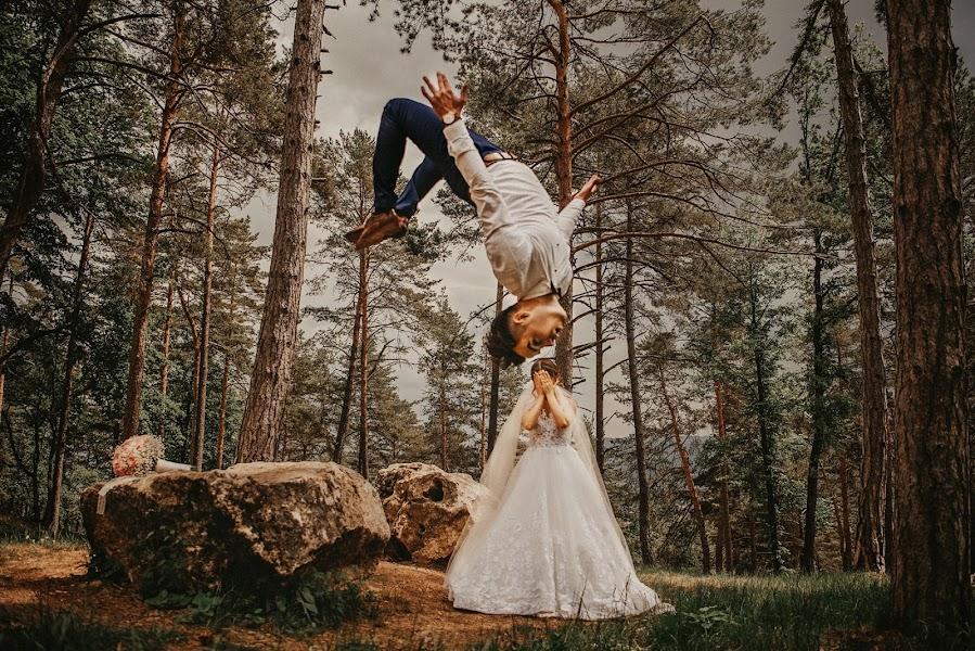 ช่างภาพงานแต่งงาน Vanda Mesiariková (VandaMesiarikova) ภาพเมื่อ 07.06.2018
