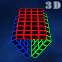 Space Color Matching - 3D Arcade Puzzle Game icon