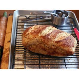Oatmeal Bran Bread