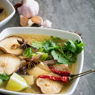 Hot And Sour Soup With Rice Noodles Recipes