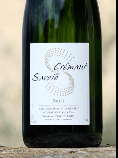Crémant de Savoie - Domaine Yves Girard-Madoux - Vignoble de la Pierre - Vin de Savoie