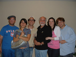 Photo: Efra, Liz, Timo, Alvaro, Ada Rebeca y Dioni