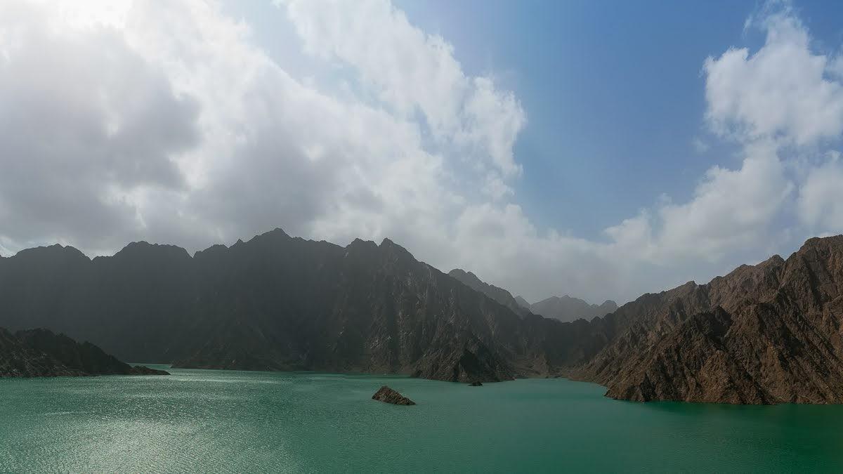 Яркие впечатления об Эмиратах. 2046 км на автомобиле, и без парков развлечений