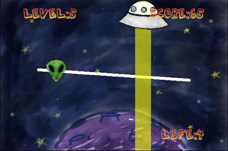Alien Rescue screenshot 1