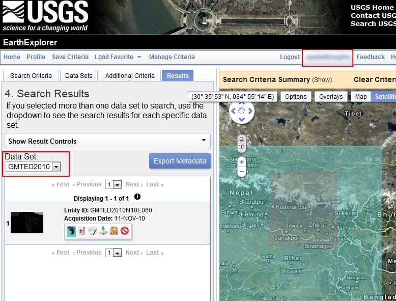 Quantum GIS QGIS Tutorials Tutorial Working With Terrain Data - Terrain elevation data