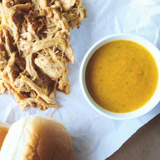 Georgia Peach Mustard BBQ