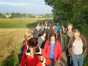 Photo: Weiter gehts nach Haselbach
