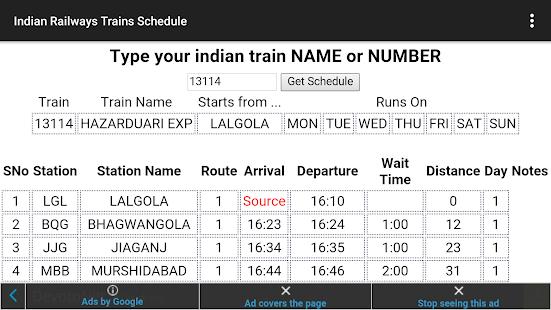 Indian Railways- screenshot thumbnail