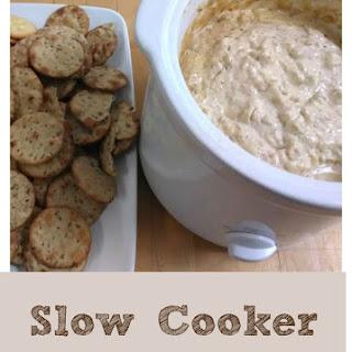 Slow Cooker Crab Dip.