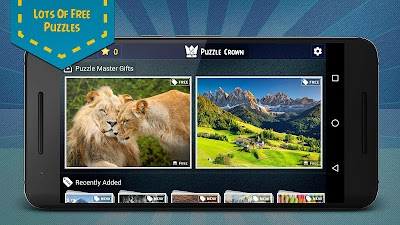 Jigsaw Puzzle Crown - Classic Jigsaw Puzzles v1 0 7 8
