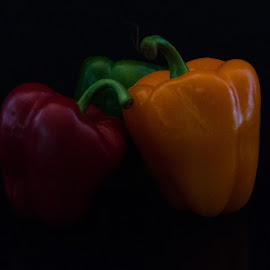 Trio by Antonio Winston - Food & Drink Fruits & Vegetables