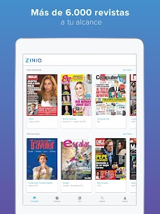 ZINIO – Quiosco Revistas Digitales 1