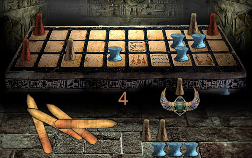 Egyptian Senet (Ancient Egypt Game) android2mod screenshots 5