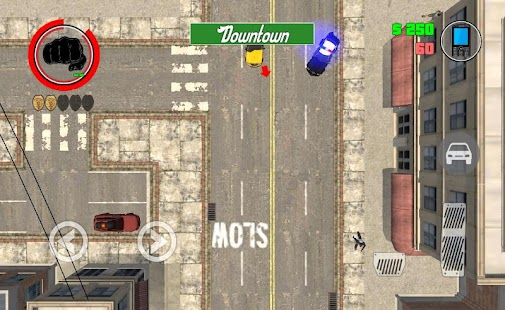 Downtown Joyride - Crime Simulator Screenshot