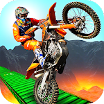 Impossible Motor Bike Tracks Icon
