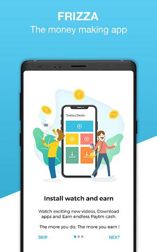 Earning App screenshot 1