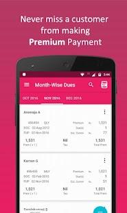 LIC Stickynote Agent App - náhled