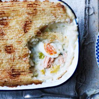 Three Fish Pie
