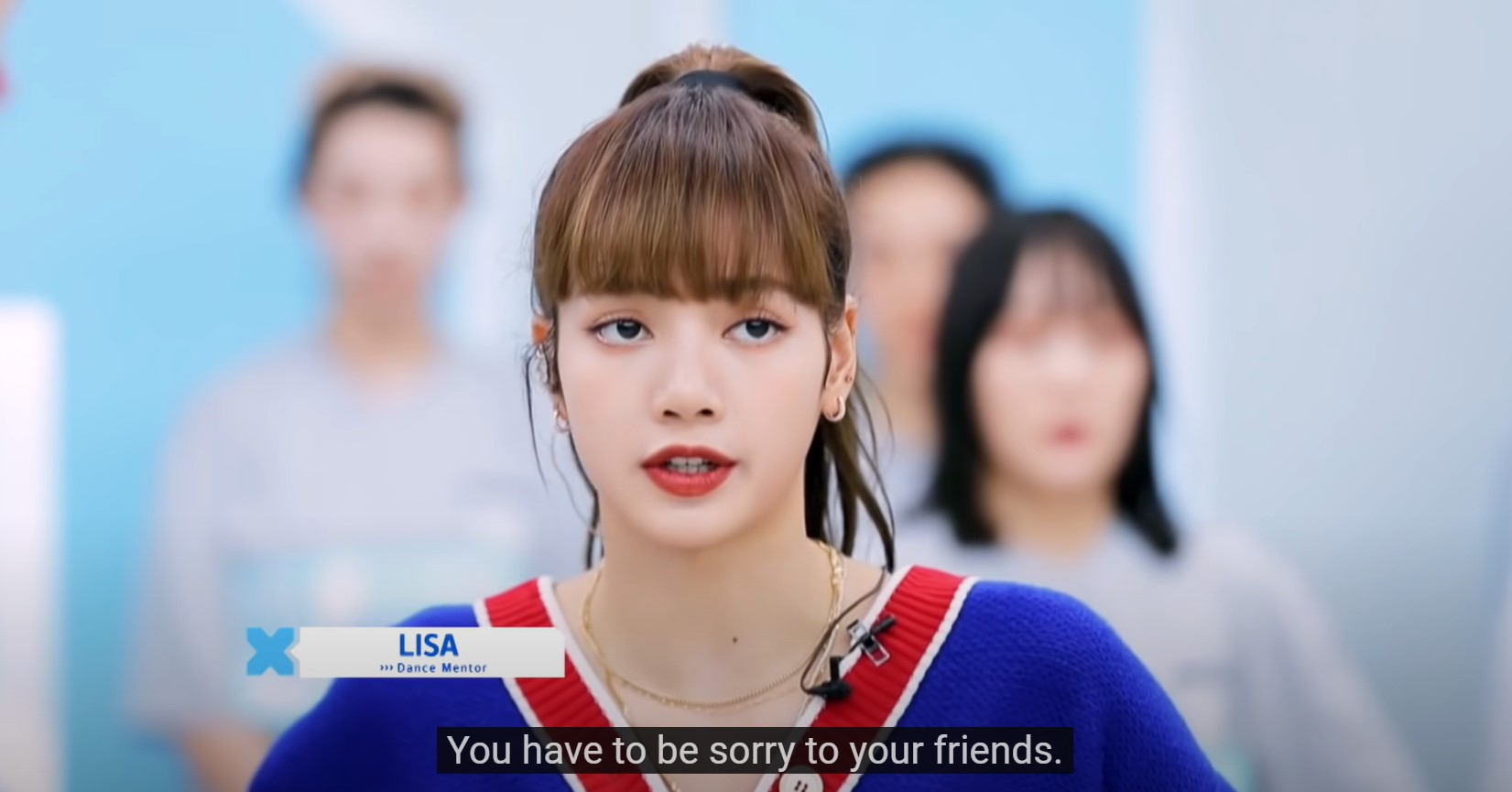sorry to friends