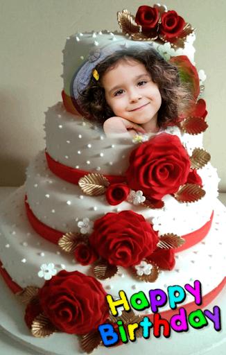 Happy Birthday Cake Frames Screenshot 16