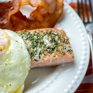 Salmon for Breakfast!