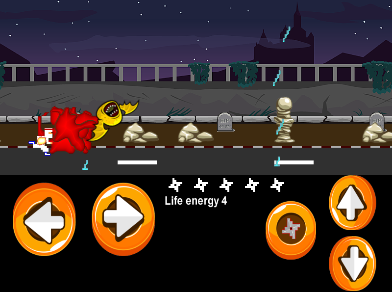 Street  ninja- screenshot