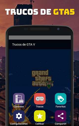 Trucos de GTA 5 PS3, PS4, XBOXONE, XBOX360 & PC 1.8 screenshots 2