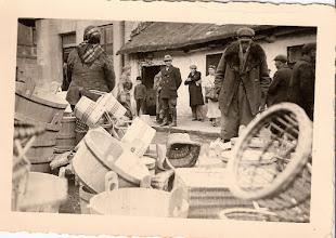 Photo: March, 1941 Milec Market Picture