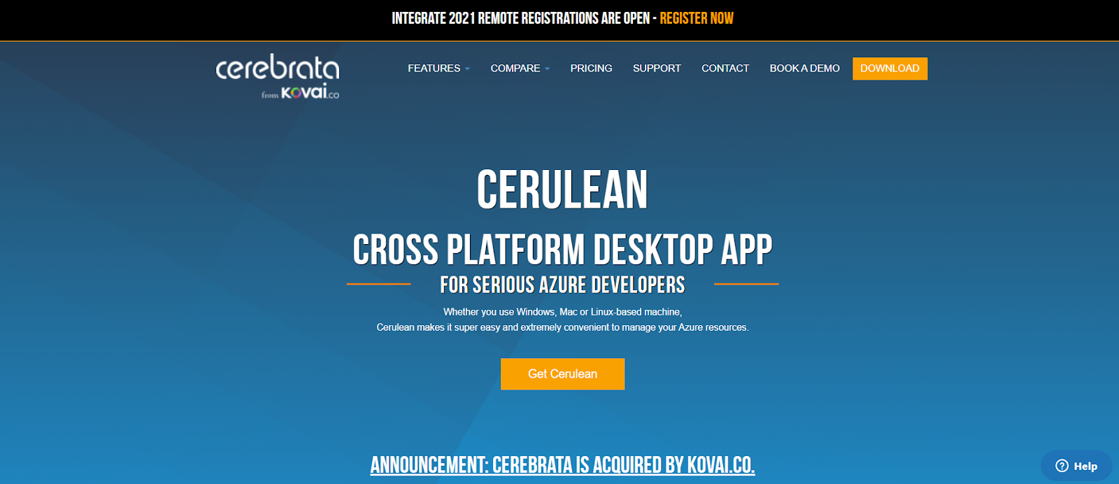 Azure monitoring tools - Cerebrata