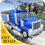 impossible transporter truck : truck driver game Icon