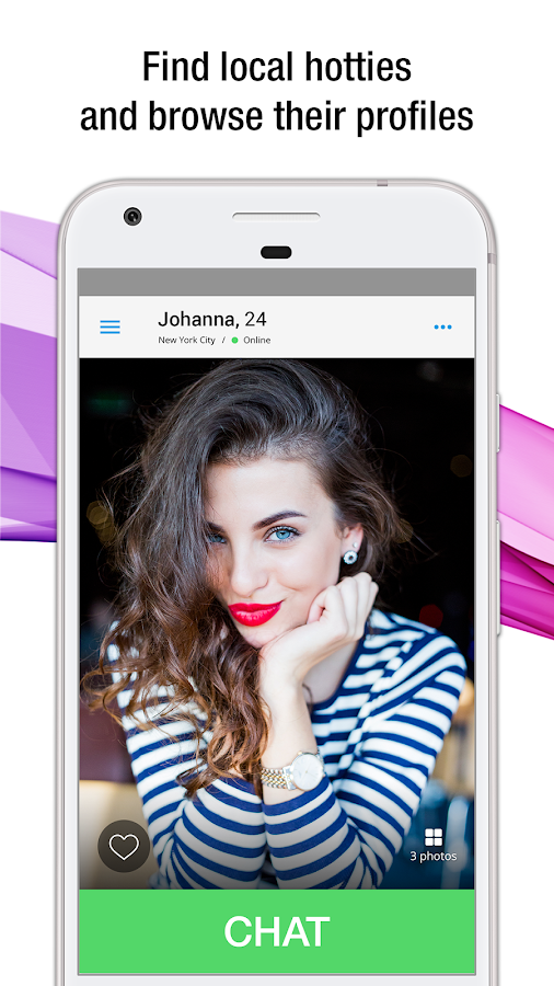 Meetville - Meet New People Online. Dating App- screenshot