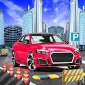Modern Car Driver Parking & Car Game Simulator icon