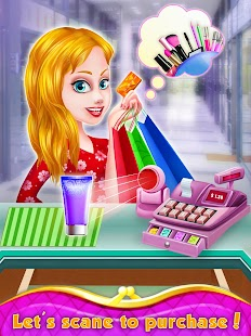 Star Girl Shopping Mall Games- screenshot thumbnail