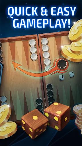 Narde Tournament apktreat screenshots 2