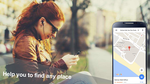 GPS , Maps, Navigations & Voice Directions 1.0 screenshots 6
